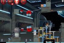 Angry Birds Star Wars 2 Naboo Invasion Level P1-11 Walkthrough