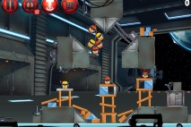 Angry Birds Star Wars 2 Naboo Invasion Level P1-S1 Walkthrough