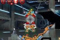 Angry Birds Star Wars 2 Naboo Invasion Level P1-S2 Walkthrough
