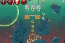 Angry Birds Star Wars 2 Rewards Chapter Level PR-13 TIE Fighter Pilot Walkthrough