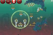 Angry Birds Star Wars 2 Rewards Chapter Level PR-14 Stormtrooper Walkthrough