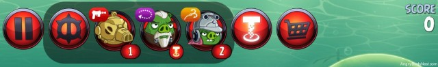 Angry Birds Star Wars 2 Telepods Icon in Player Selection