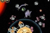 Angry Birds Star Wars Golden Droid #10 (D-10) Walkthrough