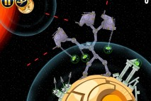 Angry Birds Star Wars Bonus Level #11 (S-11) Walkthrough