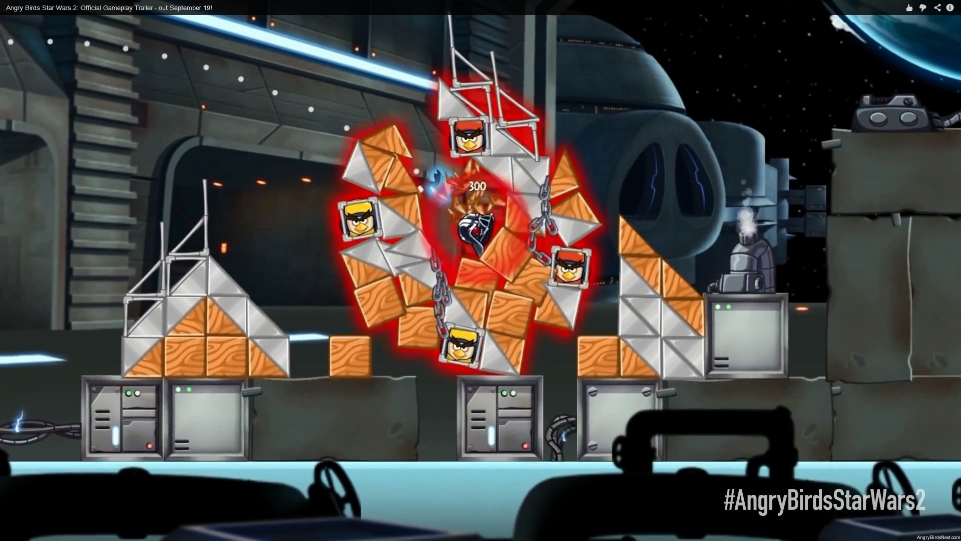Angry Birds Star Wars Ii Official Gameplay Trailer