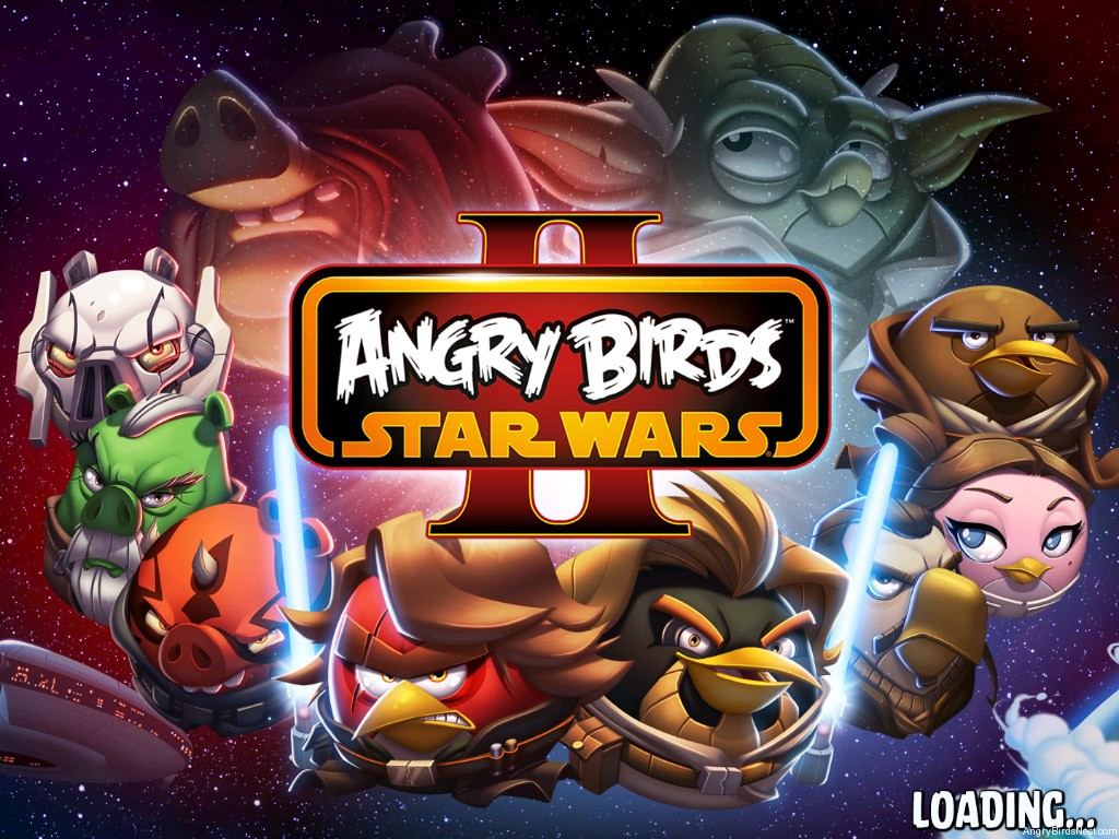 Angry Birds Star Wars II Out Now! | AngryBirdsNest