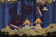Angry Birds Star Wars Moon of Endor Level 5-1 Walkthrough