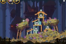 Angry Birds Star Wars Moon of Endor Level 5-16 Walkthrough