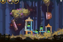 Angry Birds Star Wars Moon of Endor Level 5-17 Walkthrough