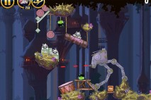 Angry Birds Star Wars Moon of Endor Level 5-18 Walkthrough