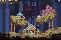 Angry Birds Star Wars Moon of Endor Level 5-2 Walkthrough