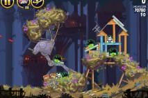 Angry Birds Star Wars Moon of Endor Level 5-21 Walkthrough