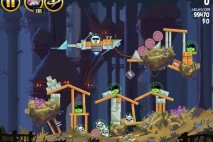 Angry Birds Star Wars Moon of Endor Level 5-22 Walkthrough