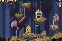 Angry Birds Star Wars Moon of Endor Level 5-25 Walkthrough