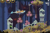 Angry Birds Star Wars Moon of Endor Level 5-27 Walkthrough