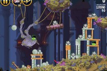 Angry Birds Star Wars Moon of Endor Level 5-28 Walkthrough
