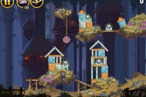 Angry Birds Star Wars Moon of Endor Level 5-7 Walkthrough