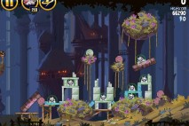Angry Birds Star Wars Moon of Endor Level 5-9 Walkthrough