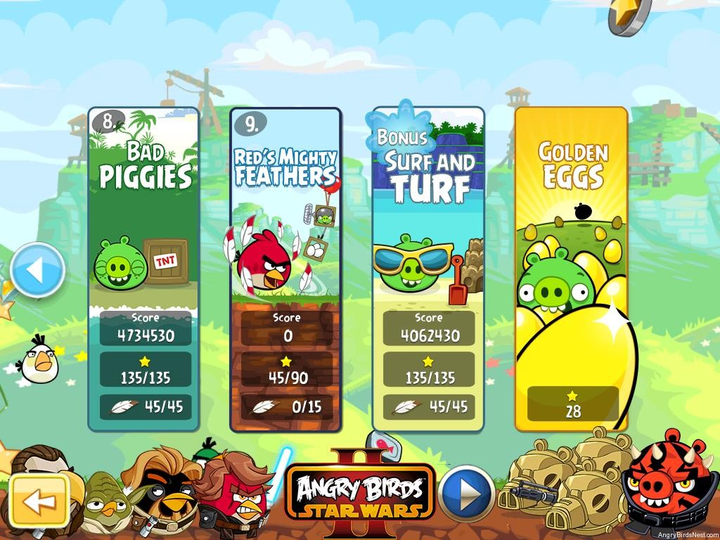 angry birds monkey game free download