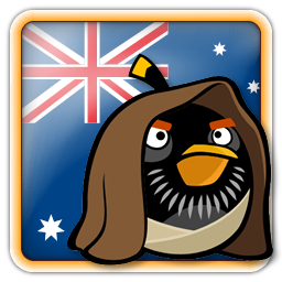 Angry Birds Australia Avatar 10