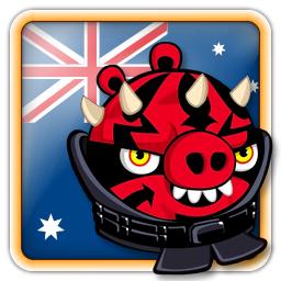 Angry Birds Australia Avatar 11