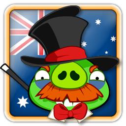 Angry Birds Australia Avatar 3