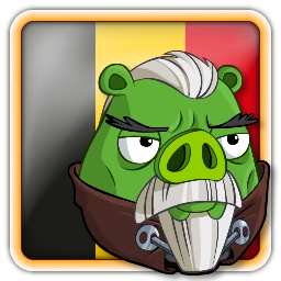 Angry Birds Belgium Avatar 12