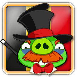 Angry Birds Belgium Avatar 3