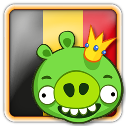 Angry Birds Belgium Avatar 4