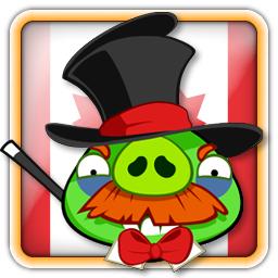 Angry Birds Canada Avatar 3