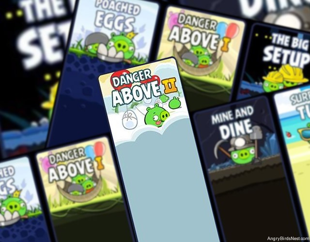 Angry Birds Danger Above 2 Coming Soon Featured Image