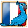 Angry Birds France Avatar 6