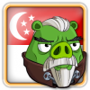 Angry Birds Singapore Avatar 12