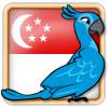 Angry Birds Singapore Avatar 6