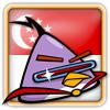 Angry Birds Singapore Avatar 7