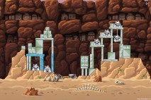 Angry Birds Star Wars Facebook Tournament Level 2 Week 43 – October 8th 2013