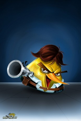 Angry Birds Star Wars Han Solo Wallpaper Set For Mobile Tablet And Desktop Angrybirdsnest