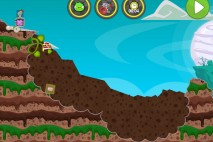 Bad Piggies Tusk Til Dawn Level 5-21 Walkthrough