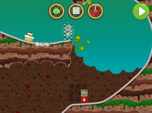 Bad Piggies Tusk Til Dawn Level 5-24 Walkthrough