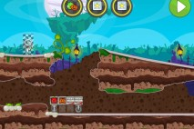 Bad Piggies Tusk Til Dawn Bonus Level 5-I Walkthrough