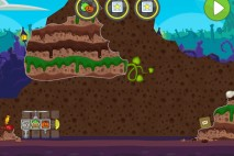 Bad Piggies Tusk Til Dawn Bonus Level 5-III Walkthrough