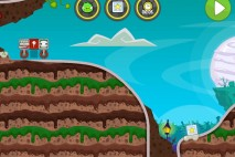 Bad Piggies Tusk Til Dawn Bonus Level 5-VI Walkthrough