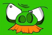 Mustache Pig Avatar