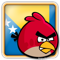Angry Birds Bosnia and Herzegovina Avatar 1