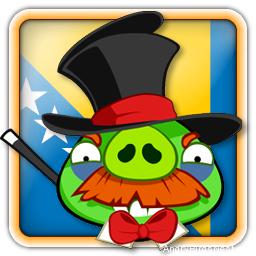 Angry Birds Bosnia and Herzegovina Avatar 3