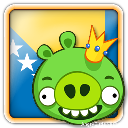 Angry Birds Bosnia and Herzegovina Avatar 4