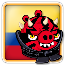 Angry Birds Colombia Avatar 11