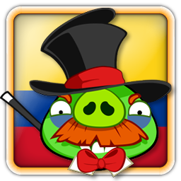 Angry Birds Colombia Avatar 3