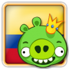 Angry Birds Colombia Avatar 4