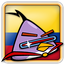 Angry Birds Colombia Avatar 7